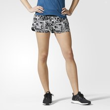 Supernova Printed Glide Shorts