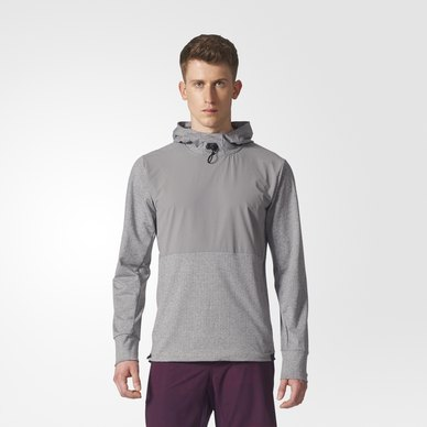 Pullover Workout Hoodie