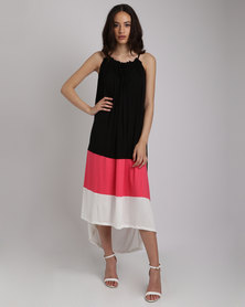 Michelle Ludek Genevieve Dress Black