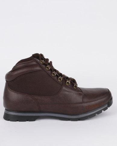 Urbanart Ski 2 Wax Boot Brown