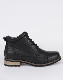Urbanart Vivlite 19 Wax Boot Black