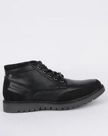 Urbanart Earth 3 Wax Boot Black
