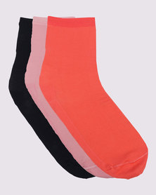 Falke Mercerised Cotton Gift Box Socks Multi