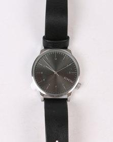 Komono Winston Regal Watch Black