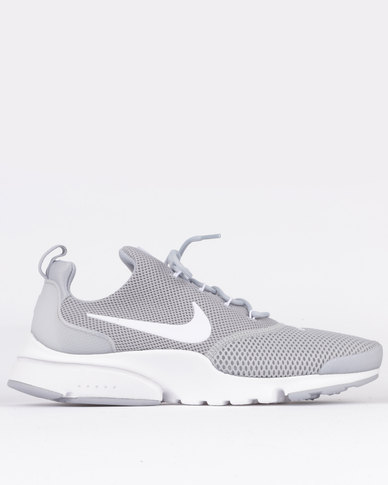 9ecc9a61aa36 Nike Presto Fly Wolf Grey   White