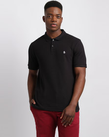 Penguin Winston Polo Black