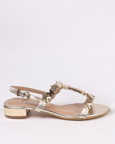 classic for sale sale online store Utopia Utopia Puzzle Trim Flat Sandal Silver outlet online perfect cheap online eastbay for sale m82lsnzhZA