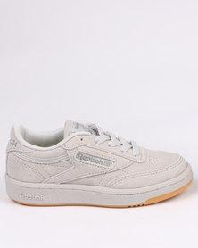 Reebok Kids Club C 85 TG Sneaker Grey