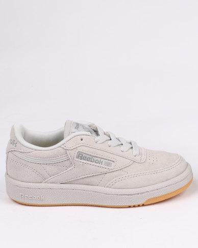 d31f7abc6158 Reebok Kids Club C 85 TG Sneaker Grey