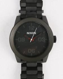 Nixon Corporal SS Industrial Watch Green
