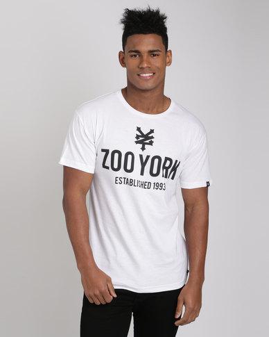 Zoo York Original Tee White