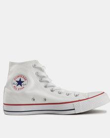 Converse Men's Chuck Taylor All Star Hi Opt White