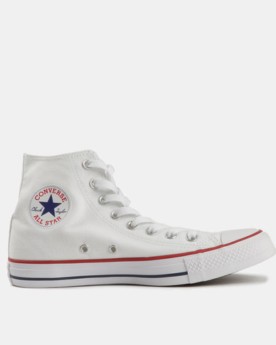 Converse Men s Chuck Taylor All Star Hi Opt White  01a64a7c3