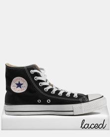 Converse Men's Chuck Taylor All Star Hi Black