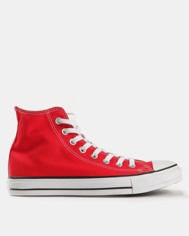 da3127aece4e Converse Men s Chuck Taylor All Star Hi Red