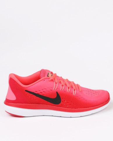 27a87561367e Nike Performance Womens Flex 2017 Run Red