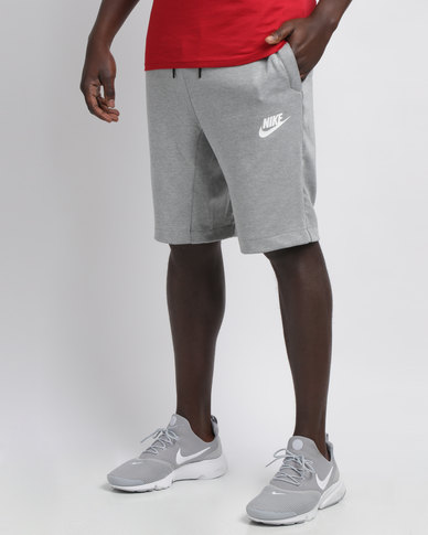 15 Sportswear Shorts Nike Grey Advance qHpnaO