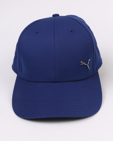 018e4855387 Puma Metal Cat Cap Blue