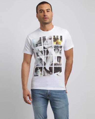 Smith & Jones NY City T-Shirt White