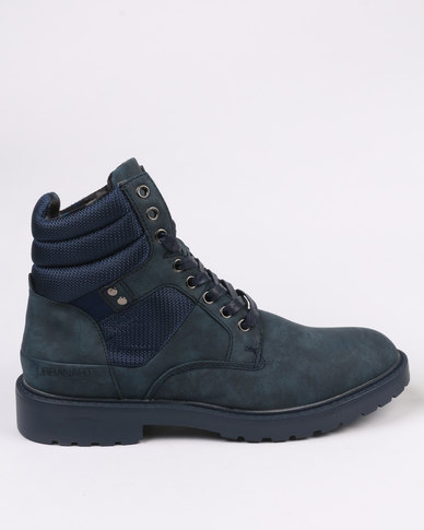 footaction sale online Urbanart Urbanart Raw 1 Nub Boot Navy best place to buy CaGL8