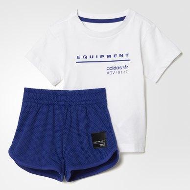 EQT Tee and Shorts Set