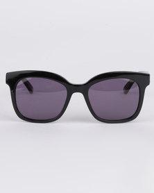 Sissy Boy Matte Sunglasses Black