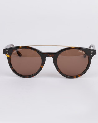 1aba9078cf Sissy Boy Oval Shape Sunglasses Black
