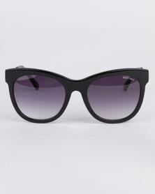 Sissy Boy Cat's Eye Sunglasses Demi Brown