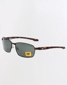CAT Eyewear Sunglasses Brown