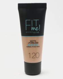 Maybelline Fit Me Matte Poreless 120 Classic Ivory