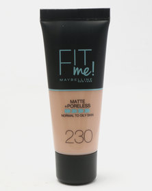 Maybelline Fit Me Matte Poreless 230 Natural Buff