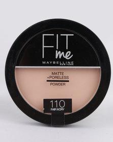 Maybelline Fit Me Powder 110 Fair Ivory