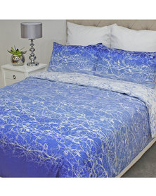 Sheraton Duvet Cover Set Skye Blue