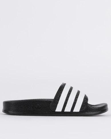 ea2879f12323f5 adidas Adilette Slide Black