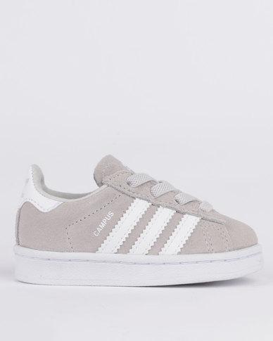 adidas Kids Campus Sneaker Grey  002893fd8