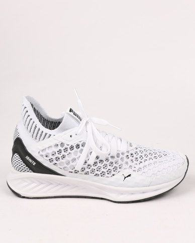 7222fe833 Puma Performance Ignite Netfit Women's Running Shoe White | Zando