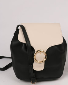 Joy Collectables Backpack With Purse Black