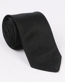 Joy Collectables Plain Tie Black