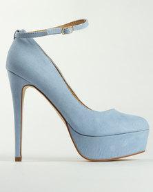 Madison Layla Heel Pumps Blue