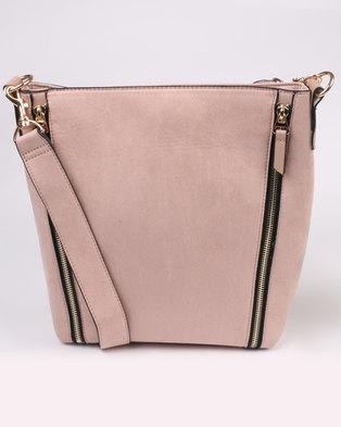 New Look New Bucket Bag Nude