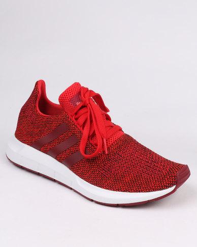 adidas Swift Run Melange Red