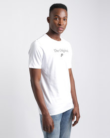 Nike Sportswear Concept Verbiage T-Shirt White