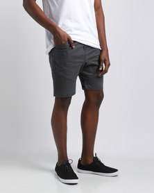 Silent Theory Outlaw Shorts Charcoal
