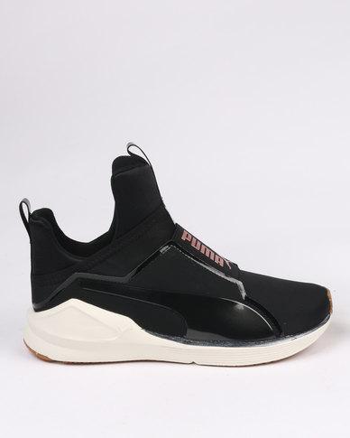 9217c0ffd58 Puma Performance Women s Fierce VR Sneakers Black
