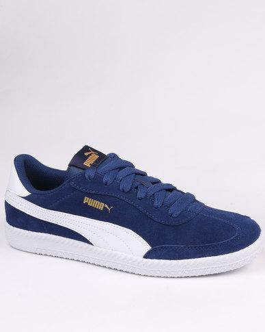 9530f123 Puma Astro Cup Blue