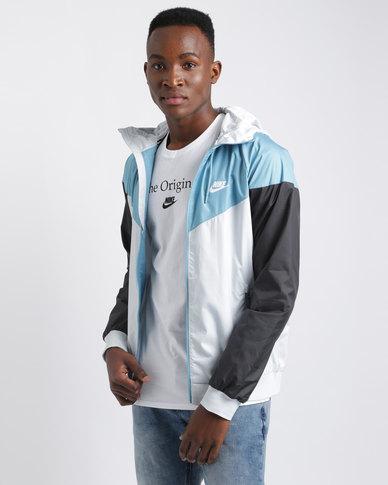 f5d2390dfd Nike Sportswear Windrunner Jacket White