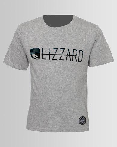 Lizzard Boys Titus Tee Grey