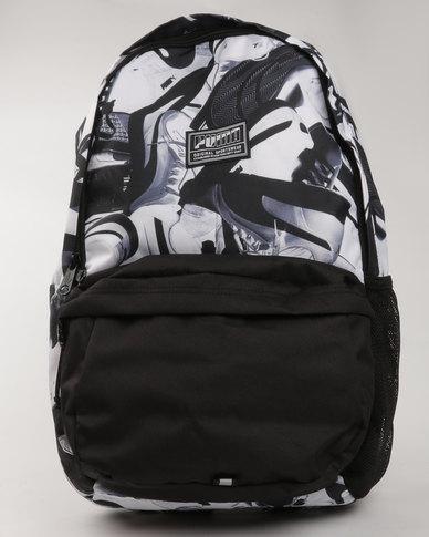 5e7d689e5f Puma Academy Backpack Black