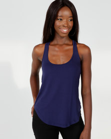 Utopia Easy Vest Navy Blue