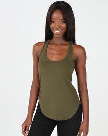 Utopia Easy Vest Olive